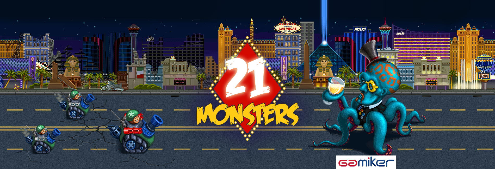 21 Monsters