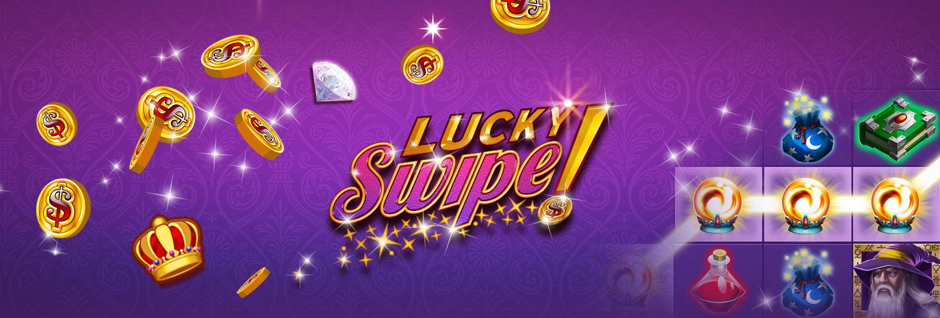 Lucky Swipe!