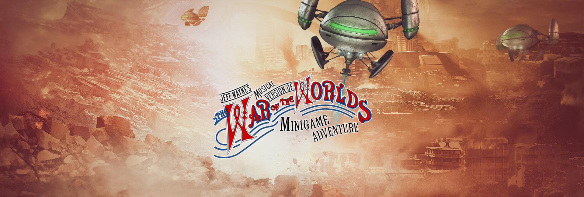 TWOTW: Minigame Adventure