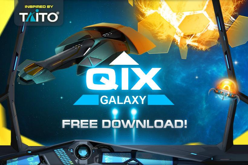 Qix Galaxy